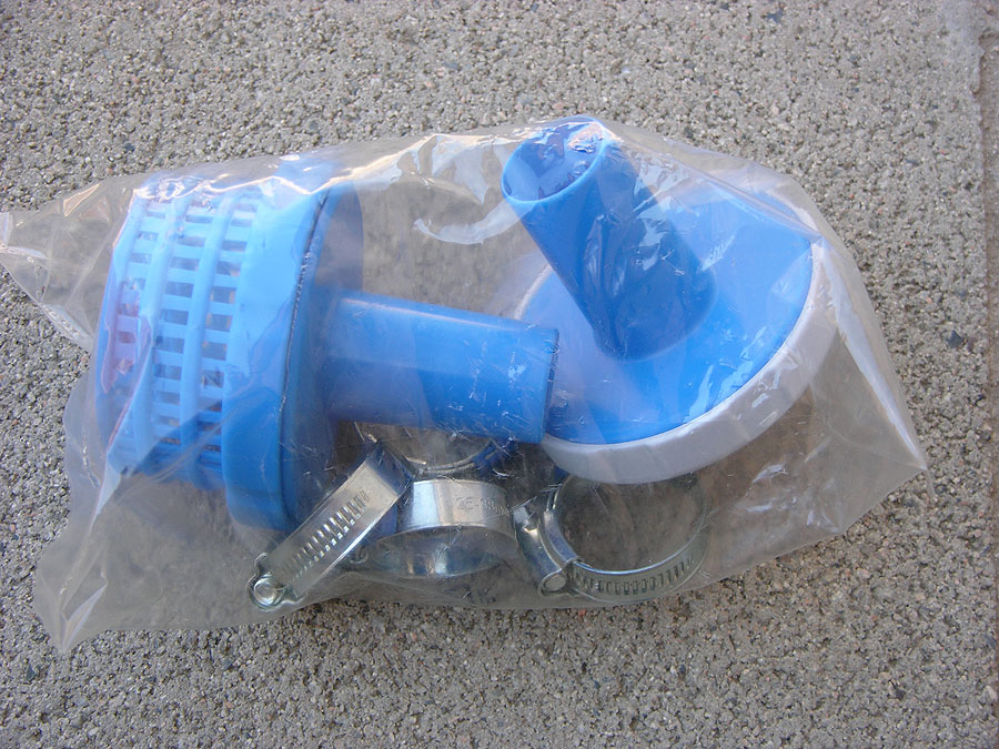 New Open Box Intex Above Ground Pool Cartridge Filter Pump Model 603 Package Ebay